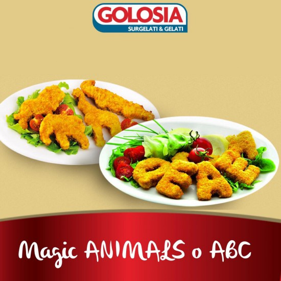 Magic Animals e ABC