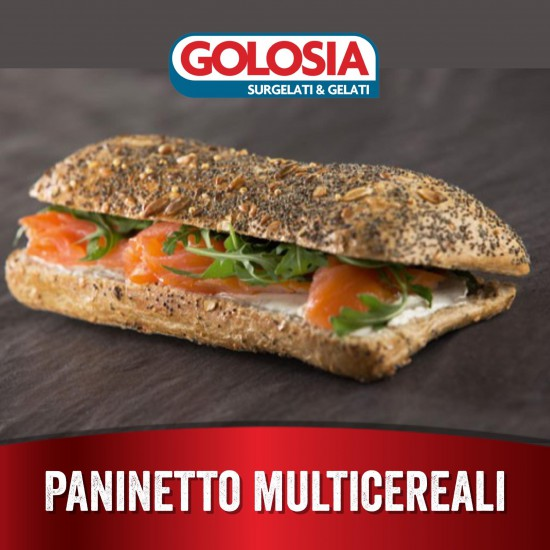 Paninetto multicereali